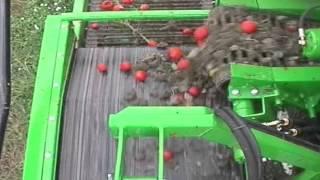 Tomato Harvester - Optional & Accessories