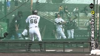 getlinkyoutube.com-岡田選手インタビュー ~2016石垣春季キャンプ~