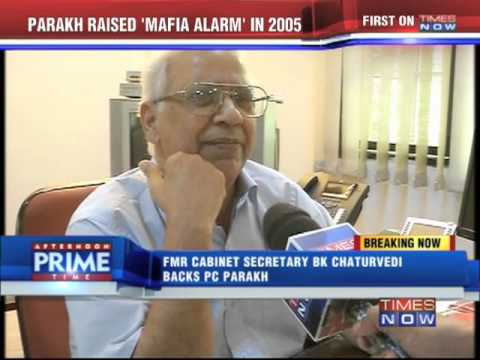 Former Cabinet Secretary backs Parakh