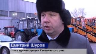 Увеличение парка спецтехники г. Нижний Новгород