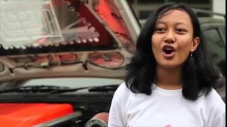 getlinkyoutube.com-Wow, Ini Dia Modifikasi Fortuner Ala Gadis Jogja - Raja Mobil
