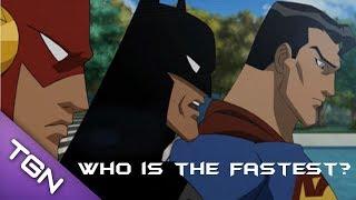 getlinkyoutube.com-DCUO - Acrobatics vs Speed vs Flight