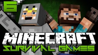 Minecraft: Hunger Games Survival w/ MrGibbsPowerOn || EP. 6