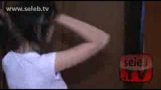 getlinkyoutube.com-Video Donita Cuek Ganti Baju