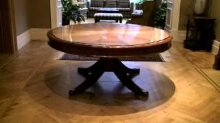 Incredible Technology Table