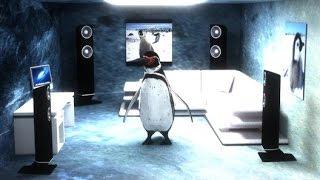 getlinkyoutube.com-blender project ( pinguin dancing to tez cadey seve bass boosted )