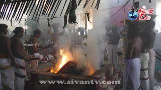 நல்லூர் சிவன் கோவில் ஸ்ரீ ருத்ர மகா யாகம் 10.02.2020