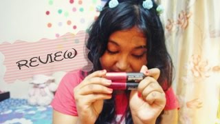 getlinkyoutube.com-Miss Claire Soft Matte Lip Cream - Review | Where To Buy It In Kolkata