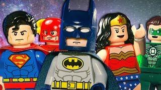 getlinkyoutube.com-Lego Justice League