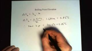 getlinkyoutube.com-Colligative Properties calculate all of them! Worked out problem(s).