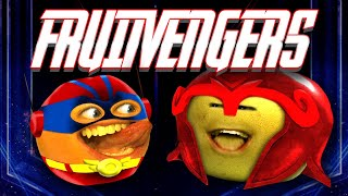 getlinkyoutube.com-Annoying Orange HFA - Fruitvengers