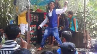 माई काहें बोलवले रहे पापा के हमरा लंच पर डांस शहजाद हुसैन Bhojpuri Video Song