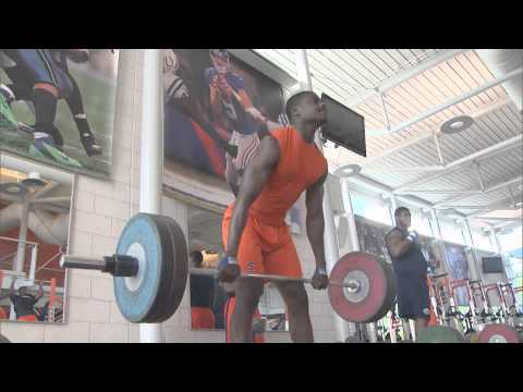 2014 Summer Workout Video - Syracuse Football