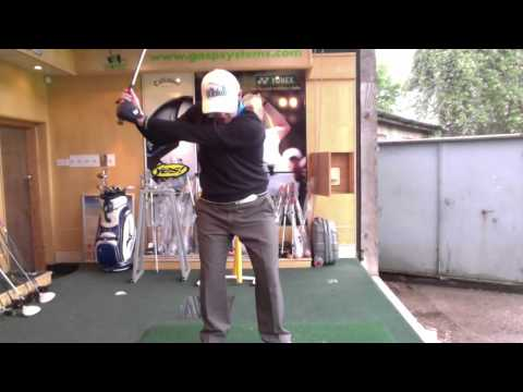Golf Swing Lesson Backswing and Follow Through