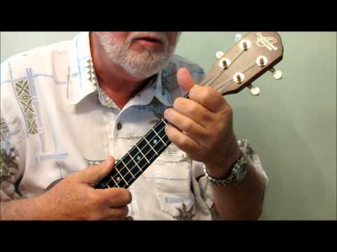 MOVEABLE CHORDS & MODULATION - Tutorial taught by UKULELE MIKE LYNCH