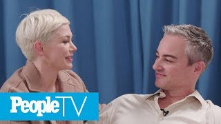 Michelle Williams On How Kerr Smith Gave Gay Teens A Reference | PeopleTV | Entertainment Weekly