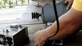 getlinkyoutube.com-แปลงไฟ 1เฟส เป็น 3เฟส ควบคุมความเร็วมอเตอร์ได้