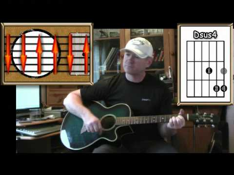 Leaving On A Jet Plane - John Denver - Acoustic Guitar Lesson