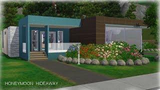 getlinkyoutube.com-Sims 3 House Building - Honeymoon Hideaway