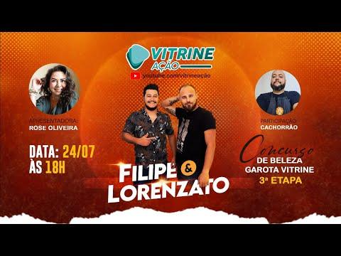 Filipe & Lorenzato no churrasco do Vitrine ao Vivo T3C31 #inscreva-se