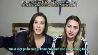 getlinkyoutube.com-[Vietsub] FIRST LOVES | Sincerely Yours #2 (Shannon and Cammie)