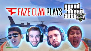 getlinkyoutube.com-FAZE CLAN PLAYS GTA 5 Online (Funny Moments)