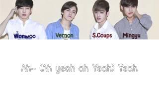 getlinkyoutube.com-SEVENTEEN (세븐틴) - Ah Yeah [Colour coded Hangul/Rom/Eng Lyrics]