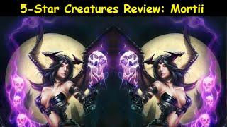 getlinkyoutube.com-Deck Heroes: 5-Star Creatures Review Mortii
