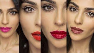 getlinkyoutube.com-Affordable Bold Lip Colors | Teni Panosian