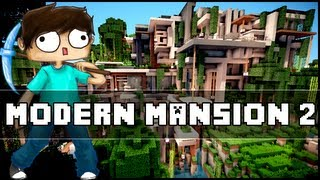 Minecraft - Modern Mansion 2