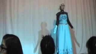 getlinkyoutube.com-Teatro Cosplay: Frozen