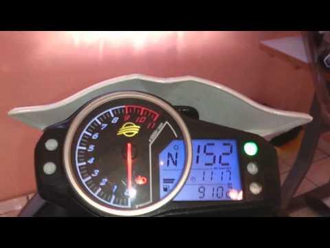 Dafra Next 250 Review - Retorno após acidente