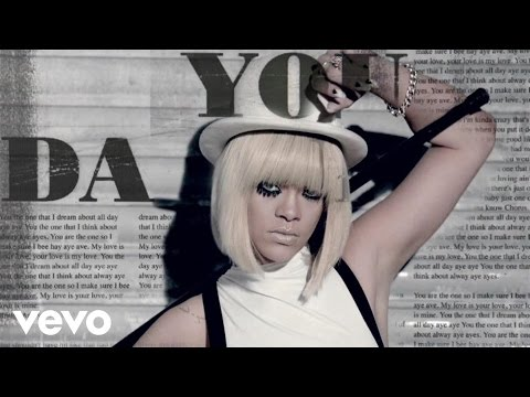 eXclusiv ! Music Video Premiere Rihanna - You Da One Official Video HQ | upload by CR15T1