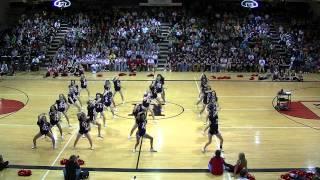 getlinkyoutube.com-HHS Cheerleaders Hip Hop Dance 2011