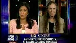 getlinkyoutube.com-Shirley Phelps-Roper on Fox News