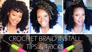 getlinkyoutube.com-Before You Crochet Braid Watch This Video!! | BorderHammer