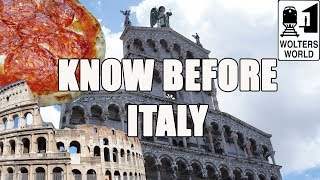 Visit Italy: What You Should Know Before You Visit Italy width=