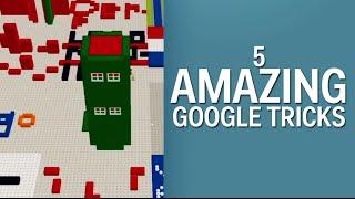 getlinkyoutube.com-5 Cool Google Tricks You Never Knew