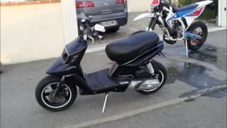 getlinkyoutube.com-Booster BCD RX (rouge et noir) . Evolution !!!