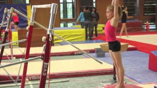 getlinkyoutube.com-SRObernai Gymnastique - Entrainements Printemps 2014