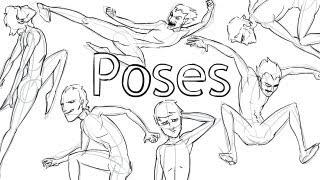 getlinkyoutube.com-How to Draw Poses