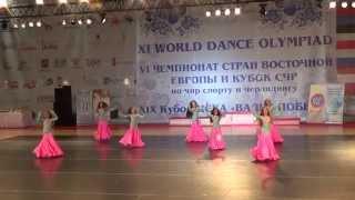 getlinkyoutube.com-Reyhan-dance Малая Группа дети XI ВТО КР Oriental