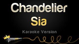 getlinkyoutube.com-Sia - Chandelier (Karaoke Version)