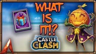 getlinkyoutube.com-Castle Clash F2P Series! Special Hero Card!