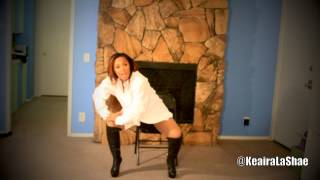 How to Do a SEXY Dance for Your Partner with @KeairaLaShae