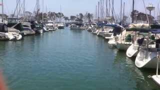 getlinkyoutube.com-bad day at dana point harbor memorial day 2013 -  boat crash