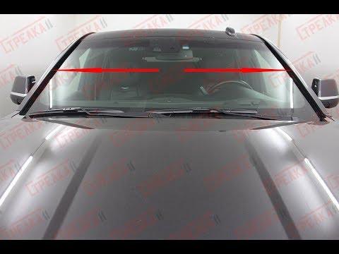 Дефлектор лобового стекла Стрелка-2 CADILLAC ESCALADE IV 2015-н.в. - strelka11.ru
