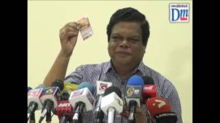 Joint Opposition Press Bandula