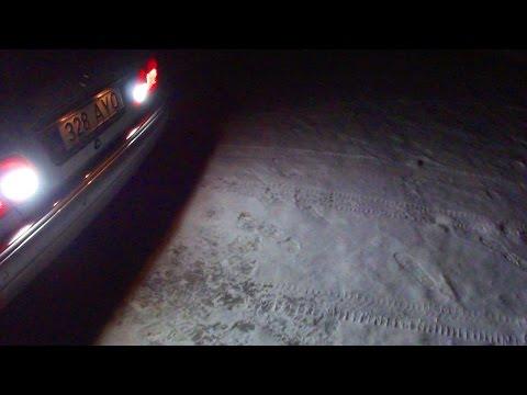 Расположение предохранителя фонарей заднего хода в Mercedes Е