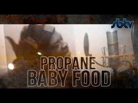 SB.TV - Propane - Baby Food [Music Video]